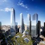 The World Trade Center in New York is officially d